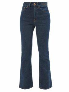 Weekend Max Mara - Occhio Dress - Womens - Navy