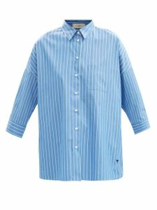 Weekend Max Mara - Pegli Reversible Coat - Womens - Brown Multi