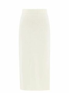 Max Mara Leisure - Polka Sweatshirt - Womens - Grey