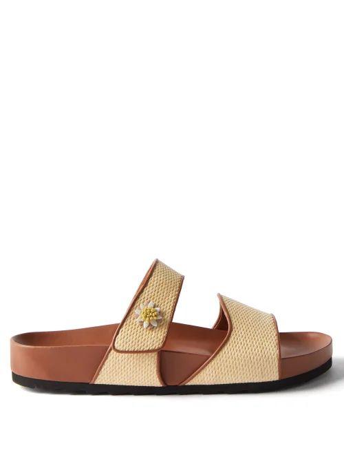 Joseph - Lima Tie Waist Wool Blend Coat - Womens - Black
