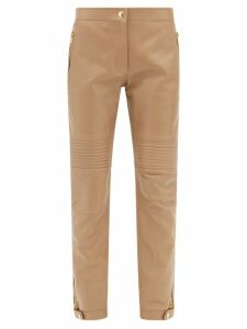 Msgm - Sequinned Pleated Midi Skirt - Womens - Green