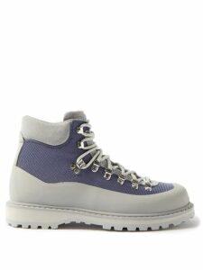 Msgm - Tie Back Floral Jacquard Dress - Womens - White