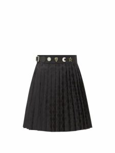 Chloé - Iconic Roll Neck Cashmere Sweater - Womens - Brown