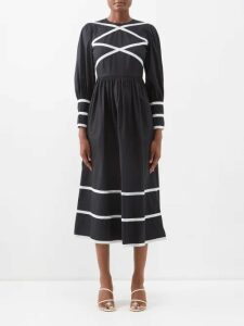 Chloé - Roll Neck Cashmere Sweater - Womens - Grey