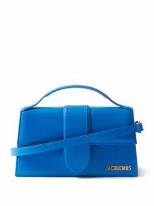 Saloni - Susie Buttoned Cotton Blend Shirtdress - Womens - Black