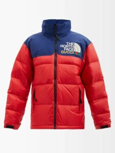 Proenza Schouler - Splatter Floral Print Georgette Dress - Womens - Black Multi