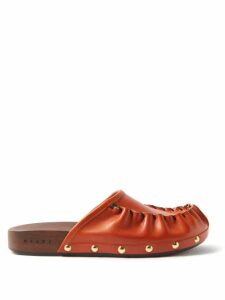 Paco Rabanne - Rose Print Chainmail Maxi Dress - Womens - Black Pink