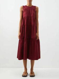 Petar Petrov - Kienna Open-back Sweater - Womens - Dark Yellow