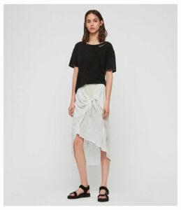 Riyo Tie Dye Skirt