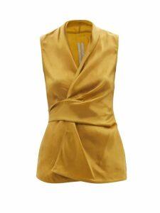 Bottega Veneta - Bv Classic Grained Leather Shoulder Bag - Womens - Black