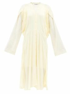 Chloé - The C Mini Leather Clutch Bag - Womens - Red