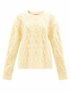 Chloé - The C Mini Leather Cross Body Bag - Womens - Grey Multi