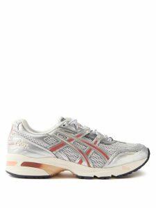 Balenciaga - Ville Xxxs Rainbow Stripe Leather Cross Body Bag - Womens - Multi Stripe