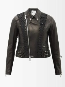 Valentino - Rockstud Small Leather Cross Body Bag - Womens - Nude