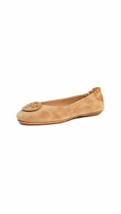 Tory Burch Exclusive Cap Toe Ballet Flats