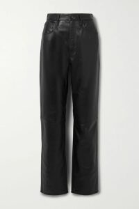 Christian Louboutin - Portugaba Fringed Leather-trimmed Canvas Tote - Cream