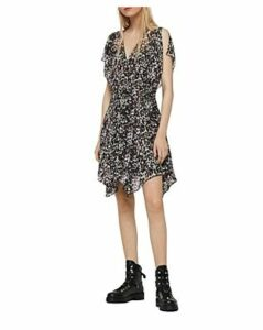 Allsaints Malley Leofall Leopard Print Dress - 100% Exclusive