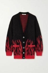 Gianvito Rossi - Portofino 70 Leopard-print Suede Sandals - Leopard print