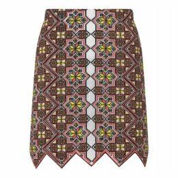 ANYA MAJ Barbar Skirt