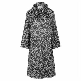 Proenza Schouler Printed Rubberised Raincoat