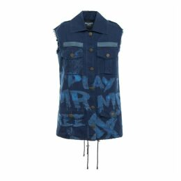 Mr & Mrs Italy Embroidery Waist Coat
