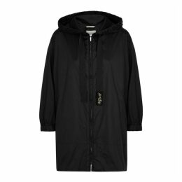 S Max Mara Aparka Black Shell Jacket
