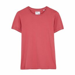 COLORFUL STANDARD Pink Organic Cotton T-shirt