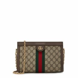 Gucci Ophidia Small Monogrammed Shoulder Bag