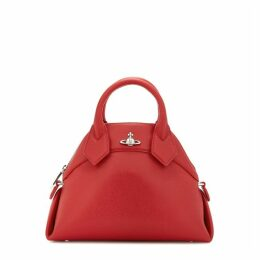 Vivienne Westwood Windsor Small Leather Top Handle Bag