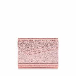 CANDY Candyfloss Galactica Glitter Acrylic Clutch Bag