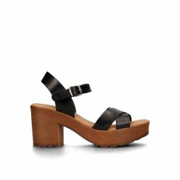 Tracy Leather Sandals