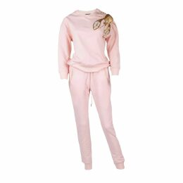 relax baby be cool - Womens Silk Button Up Blouse