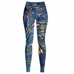 JIRI KALFAR - Black Pin Stripe Coat With Preciosa Buttons