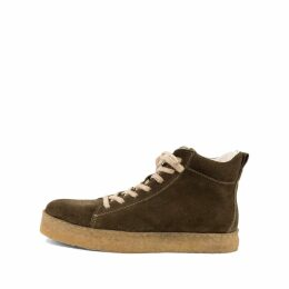 JIRI KALFAR - Red Bohemian Dress With Extra Long Sleeves