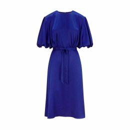 DUARTE - Asymmetric Fluid Dress