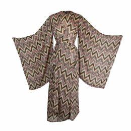 At Last. - Pink Mix Annie Maxi Dress