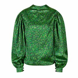 At Last. - Anna Cotton Dress - Navy & White
