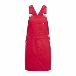Classic Dungaree Pinafore Dress