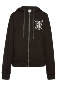 Burberry Cotton Aubree Hooded Sweatshirt