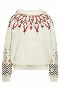 Polo Ralph Lauren Printed Cotton Hoody