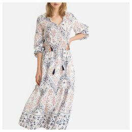 Cailin Printed Dress