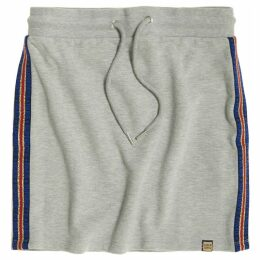 Taylor Cotton Mix Sweat Skirt