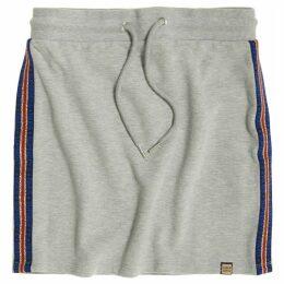 Taylor Cotton Mix Sweat Skirt