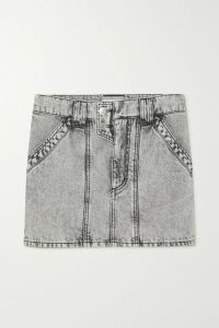 GANNI - Floral-print Crepe Maxi Dress - Yellow