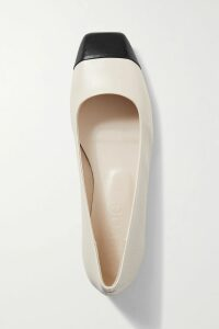 J.Crew - Striped Stretch-knit Skirt - Pink