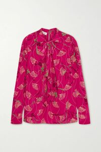 Honorine - Peri Tiered Crinkled Cotton-gauze Mini Dress - Tan