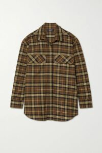 The Row - Madie Belted Silk-satin Coat - Navy