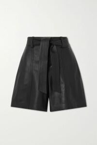 Akris - Danita Checked Wool And Cotton-blend Crepe Double-breasted Blazer - Ivory