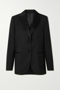 Preen by Thornton Bregazzi - Tessa Ruffled Floral-jacquard Maxi Dress - Yellow