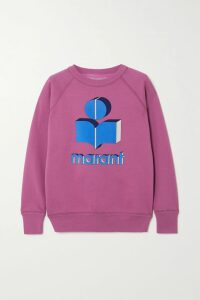 Versace - Belted Printed Silk-twill Mini Dress - Yellow